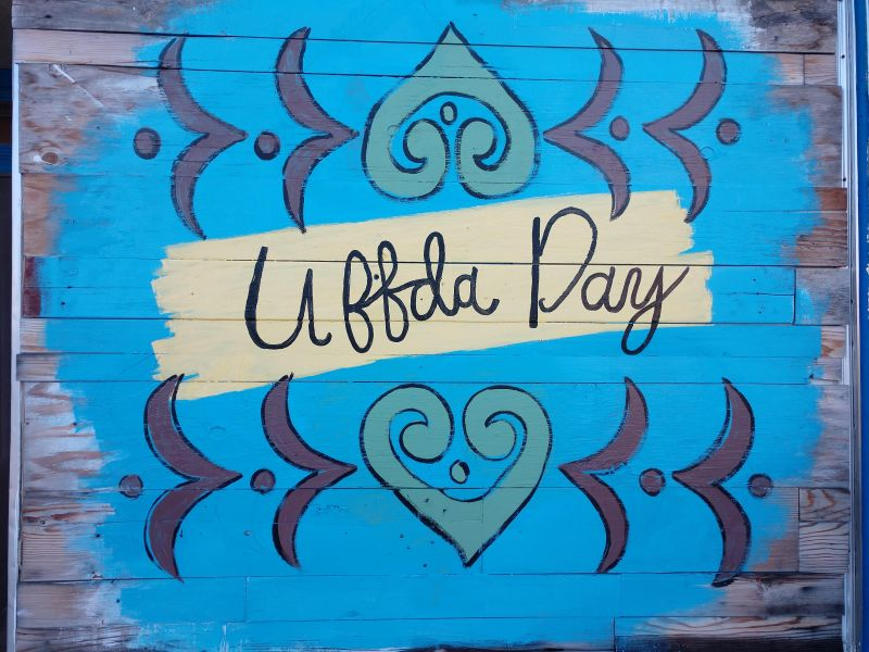 Uffda Day!
