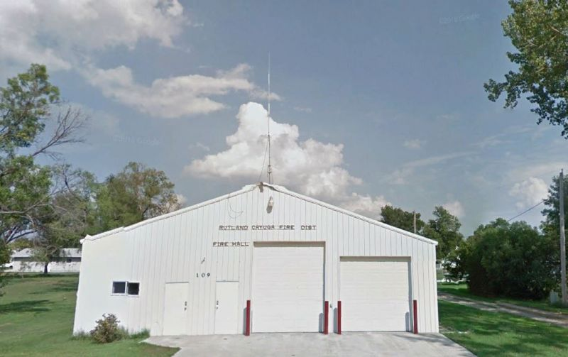 Rutland Fire Hall